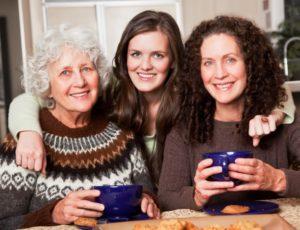 Einladung zur Abendgruppe Tochter-Mutter-Beziehung
