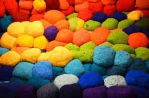 Welche Farbe hat Dein Leben heute?